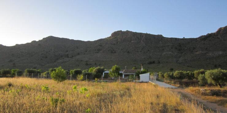 Casa de campo a 5 km de Yecla