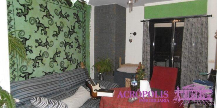Ático con terraza de 150 m2